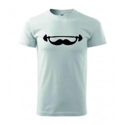 Pánské tričko - Tvrdej knír