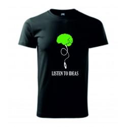 Pánské tričko - Brain