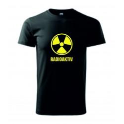 Pánské tričko - Radioaktiv