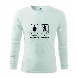 Pánské tričko - GF
