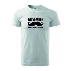Pánské tričko - Movember