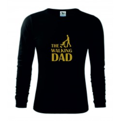Pánské tričko - The walking dad