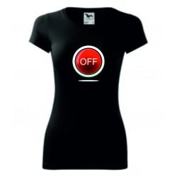 Dámské tričko - OFF