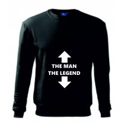 Pánská mikina - The man The legend