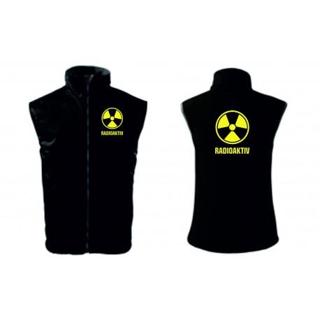 Pánská  vesta - Radioaktiv