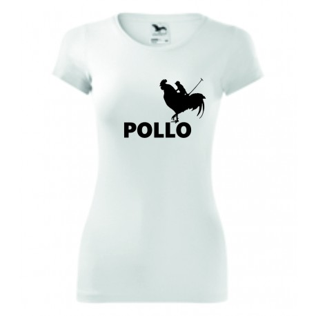 Dámské tričko - Pollo
