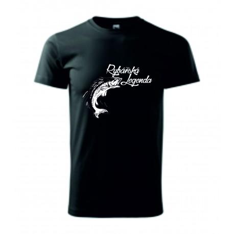 Pánské tričko - RYBÁŘSKÁ LEGENDA