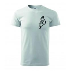 Pánské tričko - Motorkář