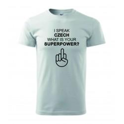 Pánské tričko - Superpower