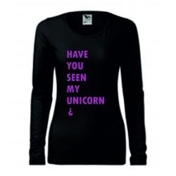 Dámské tričko - UNICORN