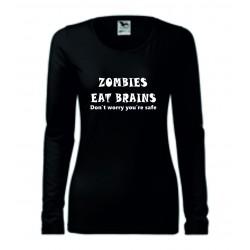 Dámské tričko - Zombie