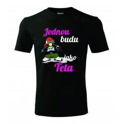 Dětské tričko - Jednou budu cool
