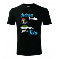 Dětské tričko - Jednou budu cool II