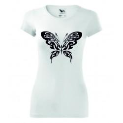 Dámské tričko - Motýl