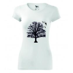 Dámské tričko - Strom