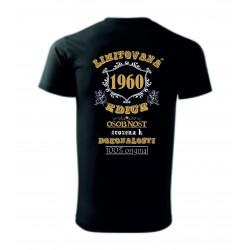 Pánské tričko - LIMITOVANÁ EDICE ROČNÍK 1960