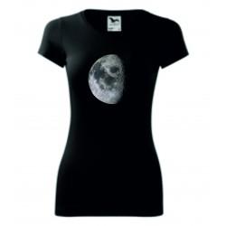 Dámské tričko - Měsíc