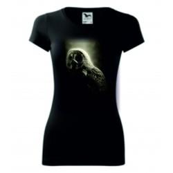 Dámské tričko - Sova