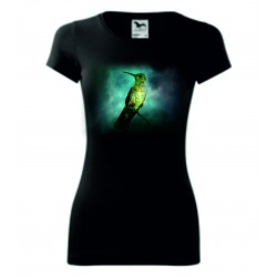 Dámské tričko - Kolibřík