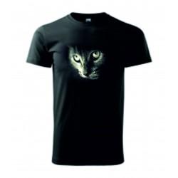 Pánské tričko - Kočka