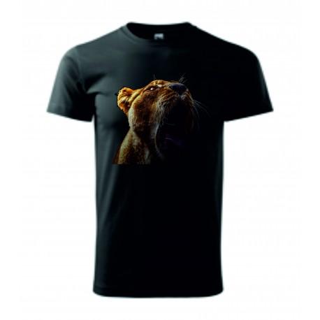 Pánské tričko - Lvice