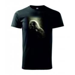 Pánské tričko - Sova