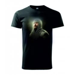 Pánské tričko - Rytíř