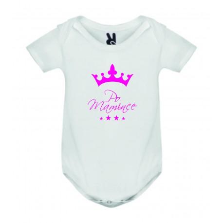 Dětské bodyčko - Královna po mamince