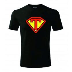 Pánské tričko - SUPERTÁTA 2