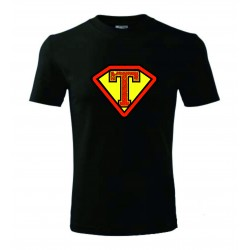 Pánské tričko - SUPERTÁTA 3