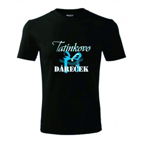Dětské tričko - Tatínkovo dáreček 2