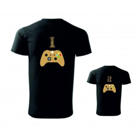 Dětské a pánské tričko - Gameři 2