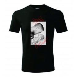 Pánské tričko - Nejlepší tatínek foto