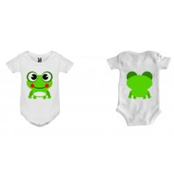 Dětské body - Žába oboustranná