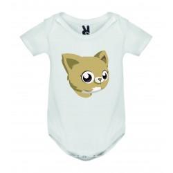 Dětské body - Kočička