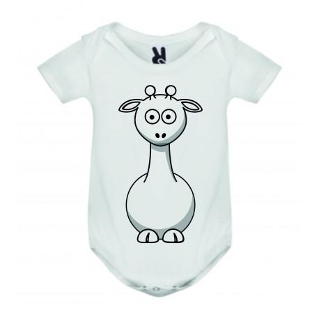 Dětské body - Žirafolama