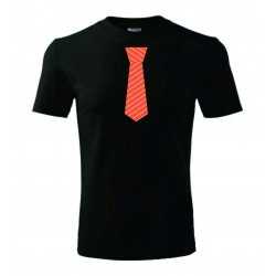 Dětské tričko s kravatou